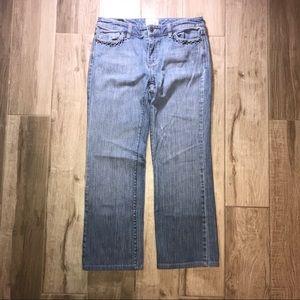 WHITE HOUSE BLACK MARKET Light Denim Jeans